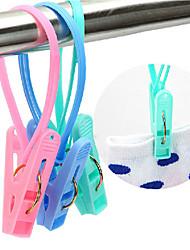 Percha de ViajeForAseo Personal Plástico 7.5 x 3.5 x 1cm