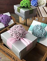 Geschenk Schachteln ( Lavendel / Grün / Rosa / Blau , Kartonpapier ) - Nicht personalisiert -Babyparty / Quinceañera & Der 16te