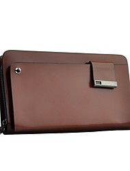 Victory Polo Men's Cowhide Clutch