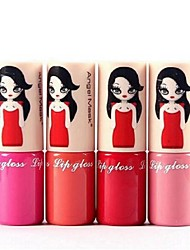 Love Alpha® New Lasting Pretty Moisturizing Lipstick for Beauty 1Pc 8ml