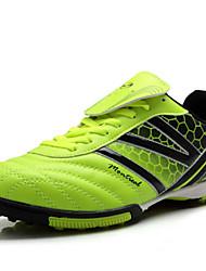Zapatillas de deporte ( Verde / Negro / Naranja ) - de Fútbal - para Niños / Niñas / Unisex