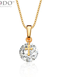 Pendants Crystal Cross Shape As Picture 1