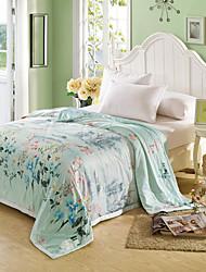 yuxin®tencel modal Sommer Klimaanlage Quilt Quilt Reaktivdruck Sommer kühl Quilt Bettwäsche-Set