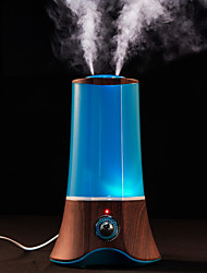 Essential Oil Diffuser Cool Mist Ultrasonic Air Humidifier 7 Color LED Changes For Aromatherapy Nightlight