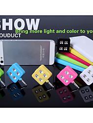 rk06 illuminazione flash di sincronizzazione telefono calda e fredda (colori assortiti)