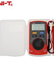 UNI-T ut120b probador de resistencia a la frecuencia de voltaje DC / AC multímetro digital de bolsillo tipo auto-rango dmm
