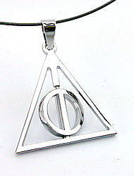More Accessories Wizard/Witch Movie Cosplay Silver Necklace / More Accessories Halloween / Christmas / New Year Female / Male Alloy