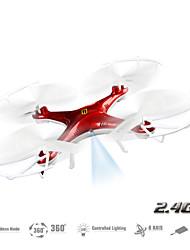 HuanQi 897 6 eixo zangão 2,4 g rc com o modo sem cabeça, uma chave para o auto-retorno, 360 ° rolando rc Quadrotor