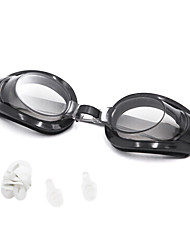 Kid's Plastic Waterproof Swimming Goggles