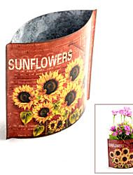 Fleur séchée Tournesols Fleurs artificielles