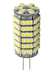 g4 5.5W 120 LED 3528 ampoule forme chaude de maïs blanc conduit