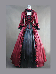 Gothic Lolita Dress Belle Gown Vintage Gothic Victorian Dress Cosplay Costumes