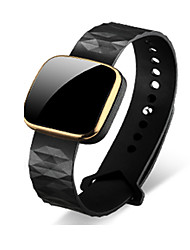 Toplux X6 Smart Bracelet / Activity Tracker / Smart WatchWater Resistant/Waterproof / Pedometers / Voice Call / Camera / Alarm Clock /