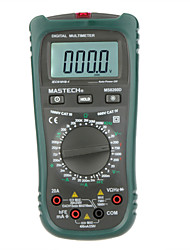 Mastech ms8260d 20000  Digital Multimeter - Capacitance Test Frequency Test - Non Contact Detection