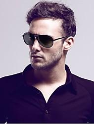 Sunglasses Men's Classic / Retro/Vintage / Modern / Fashion / Polarized Flyer Black Sunglasses / Goggles / Driving / Night Vision Goggles