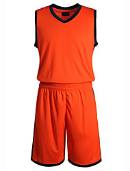 Adults Custom Basketball Uniforms 100% Polyester Jersey