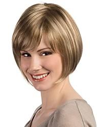 Hottest Women Lady Multicolor Fashion Short Bob Syntheic Wig