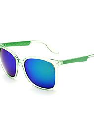 Sunglasses Women's Sports / Modern / Fashion Oversized Multi-Color Sunglasses Full-Rim