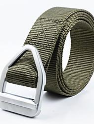 Men Nylon Waist Belt , Vintage / Casual Alloy