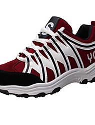 Turnschuhe Damen / Mädchen Schuhe Wildleder Rot
