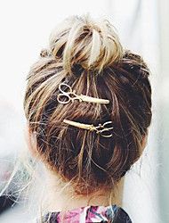 Women Alloy Hair Clip , Party / Casual Other