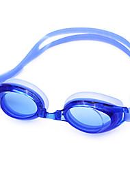 pc unisex óculos de natação prova d'água / anti-nevoeiro
