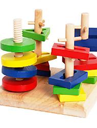 геометрическая втулка для младенца (0-2 лет)