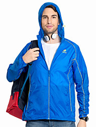 2016 Outdoor Hiking Quick Drying Sun Protection Ultra-light Breathable Anti-uv Men's Skin Jacket