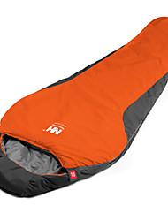 Спальный мешок Кокон Односпальный комплект (Ш 150 x Д 200 см) 5℃ Пористый хлопок 1100 г 215X80 Путешествия ультралегкий (UL) NatureHike