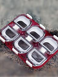 Коробка для крючков Водонепроницаемый 1 Поднос*#*1.2 Пластик