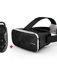 VR Park V3 Virtual Reality 3D Glasses Google Cardboard + Phone Wireless Bluetooth Remote controller