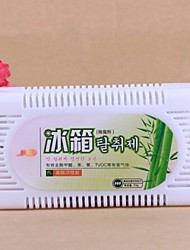 Fridge Refrigerator Air Purifier Activated Bamboo Charcoal Refrigerator Deodorant Box Odors Smell Remover