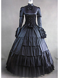 Top Sale Gothic Lolita Party Dress Vintage Victorian Belle Dress