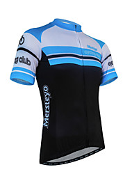 XINTOWN® Cycling Jersey with Shorts Men's Short Sleeve BikeBreathable / Quick Dry / Anatomic Design / Ultraviolet Resistant / Moisture
