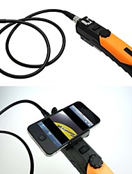 WiFi Wireless Pc Mobile Phone 6 Led 8.5mm Inspection Camera Borescope Endoscope