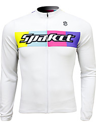 SPAKCT Men's Cycling Tops Long Sleeve