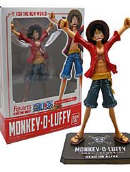 une pièce de théâtre de la version film gk z l'action anime luffy modèle de jouet chiffre