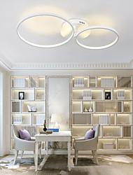 49W Montagem do Fluxo ,  Contemprâneo Outros Característica for LED Metal Sala de Estar / Quarto / Sala de Jantar / Cozinha