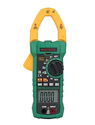 Mastech MS2115a 6000 Word 1000 Amp Ac & Dccurrent Clamp Meter - True Rms + Ncv +hz+background Light - Working Light