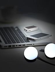neue 5w 5v 450lumens 3000K / 6000K warmes weißes / kühles weißes Licht usb LED-Lampe mit magnetischen&Kabel (5 V DC)