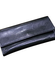 2016 New Money Clip Wallet Women Long Style Leather Wallet Agraffe Wallet  Plenty Of Interesting Sites JFS0322031