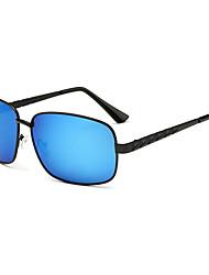 Sunglasses Men's Sports / Modern / Fashion / Polarized Square Multi-Color Sunglasses / Sports / Driving Full-Rim