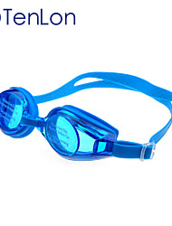 Swimming Goggles Diving Goggles Anti-Fog Waterproof Oval Sports Glasses