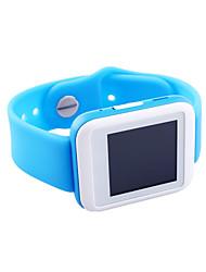 U9 bluetooth reloj de pulsera inteligente podómetro compañero de deporte para el teléfono androide&ios iphone teléfono móvil 3color