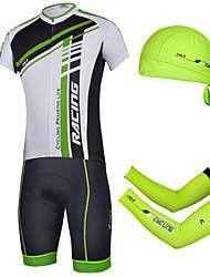 CHEJI Bike/Cycling Bandana / Jersey / Jersey + Pants/Jersey+Tights / Shorts / Arm Warmers / Clothing Sets/Suits Women's Short Sleeve