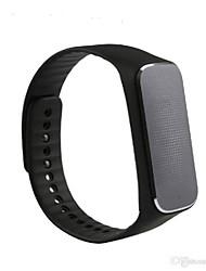 37 degré de fréquence cardiaque bracelet de santé smart fiteness traqueur meaturing d'analyse de l'humeur du podomètre de la pression