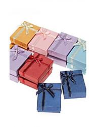 16pcs Card Jewelry Boxes Gift BOX For Pendant Bracelet Bangle Earrings