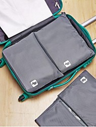 Travel Luggage Organizer / Packing Organizer / Inflated Mat Travel Storage Fabric