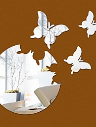 2016 New Home Decor Wall Sticker Stickers Diy Kitchen Acrylic Mirror Modern Multi-Piece Package Pattern Large