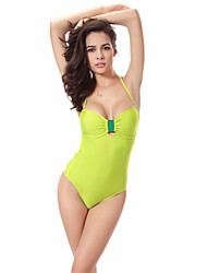 Europe High-end Fashion Sexy One-piece Swimsuit
